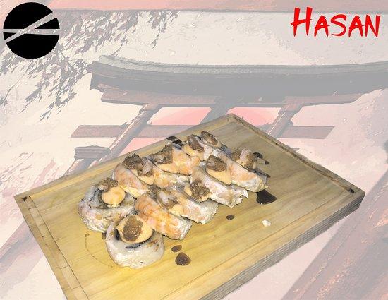 Sushi Sakana: HASAN