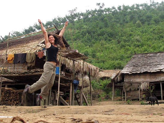 Tha Ton Hill Tribes Treking照片