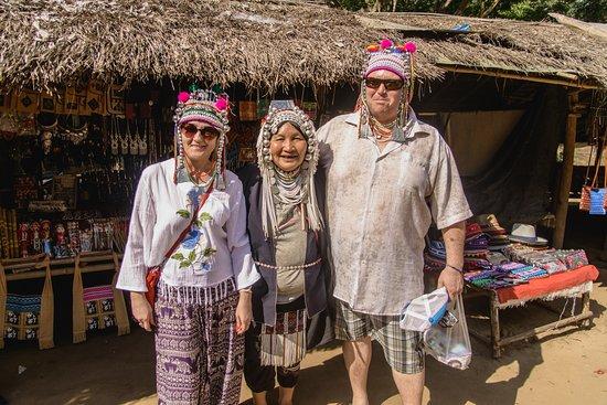 Mae Ai, Thailandia: Village