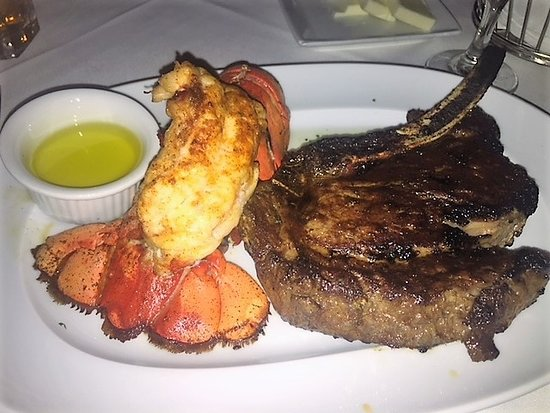 Mastro's Steakhouse: Steak and Lobster