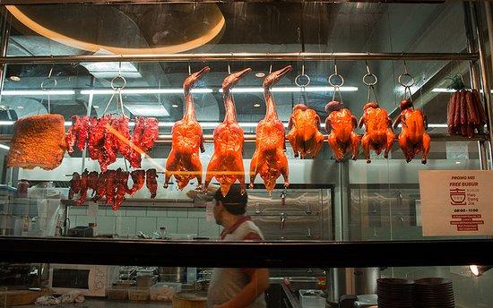 Bubur Hao Dang Jia: Dapur