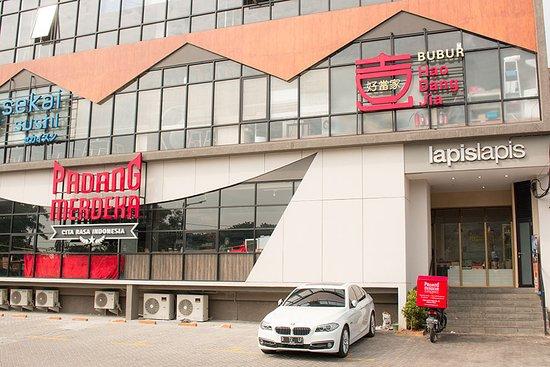 Bubur Hao Dang Jia: Parkiran