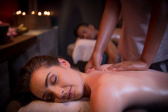 Khmer Relief Spa: Body oil massage