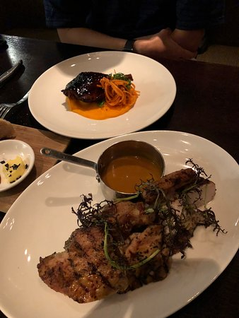 Grand Hyatt Melbourne: Nice and professional meal