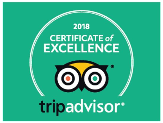 Glocal BAR Vibes: #certificateofexcellence2018