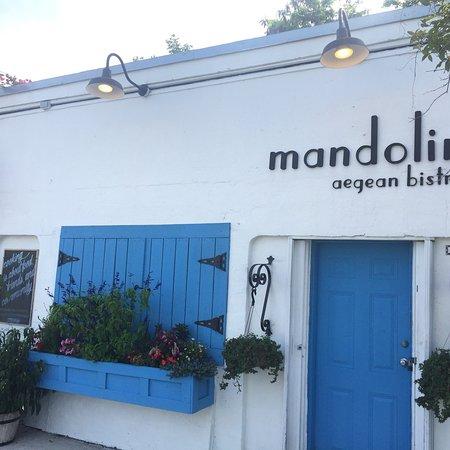 Mandolin Aegean Bistro照片