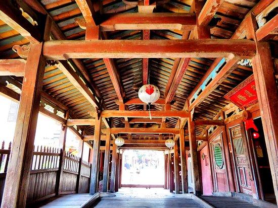 Japanese Covered Bridge ภาพถ่าย