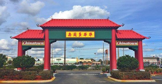 Orlando Chinatown