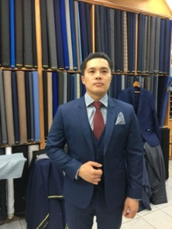 Tito Fashion: Trusted and perfect custom made tailor.