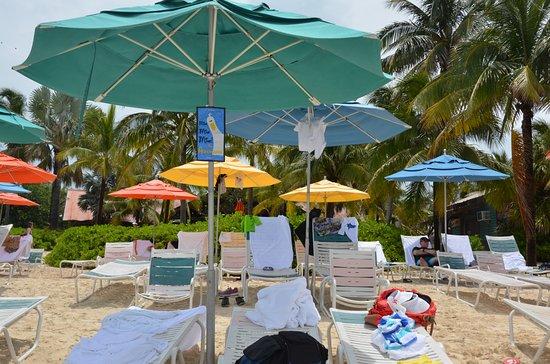 Castaway Cay: Umbrella Holder