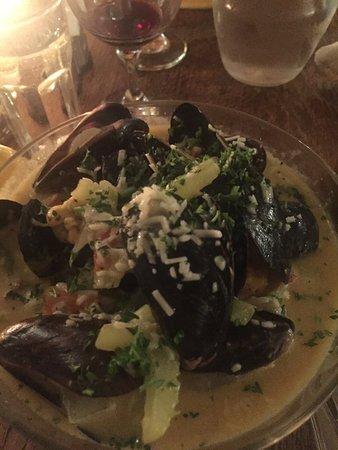 La Note : mussels