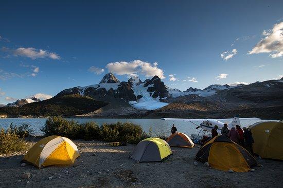 Nimpo Lake, Canada: Camping