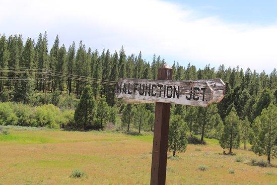 Portola, CA: Malfunction Junction.