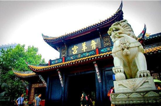 4-Hour Private Chengdu City Walking...