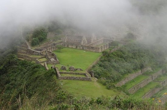 Excursion de 8 jours à Choquequirao...