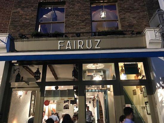 Fairuz: Exterior