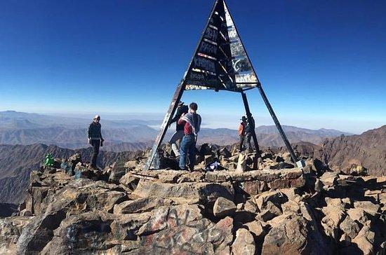 3-Day Toubkal Mountain Guided Tour...