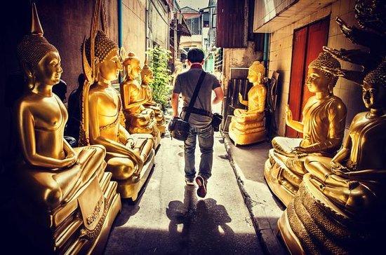 Outdoor Detective Game di Bangkok