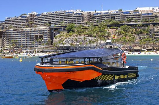 Gran Canaria Taxi Boat from Puerto...