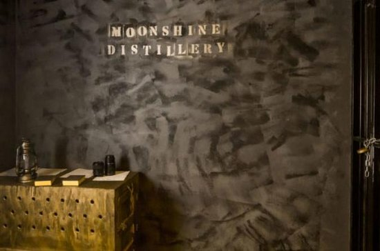TRAPT Melbourne: Prohibition Escape Room