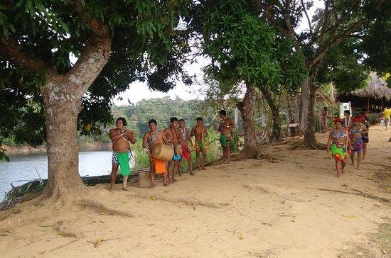 Tour Embera Indigenous Village e...