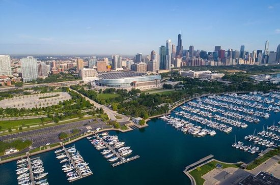 Chicago Private Helicopter Tour pour 5