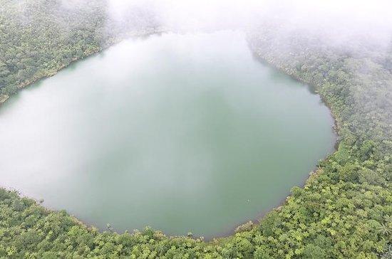 Crater Lake Swim to Sliding Rocks