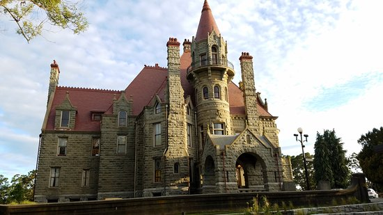 Craigdarroch Castle: Big house