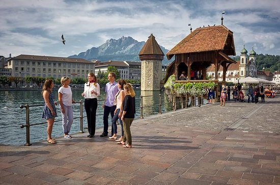 Official Guided City Tour of Lucerne...