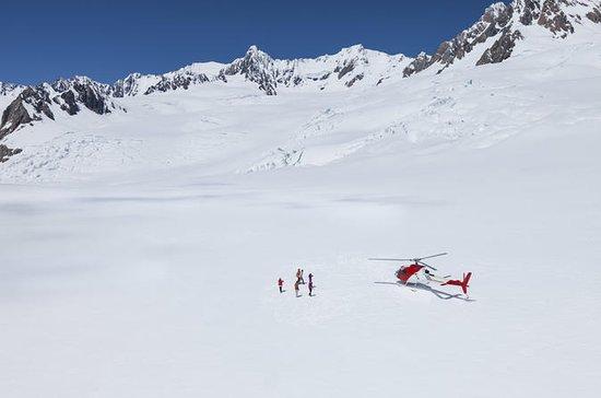 Return Helicopter Flight til Mount...