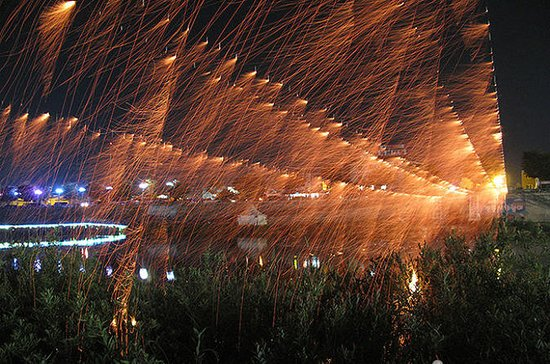 Muju Lightning Bug Festival (from Busan)