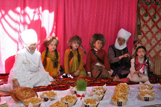 Highlights of Kyrgyz Culture