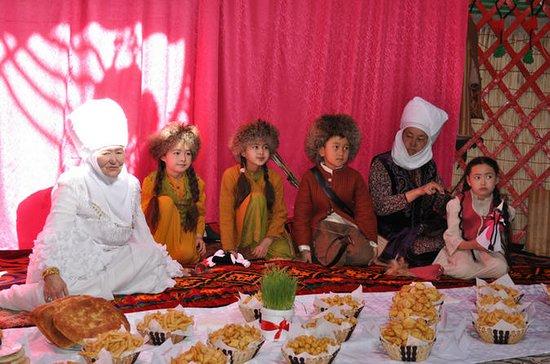 Highlights of Kyrgyz Culture