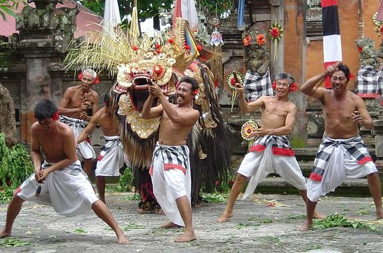 Ubud and Barong Dance Full-Day ...