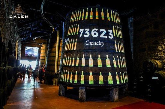 Porto Calém Cellars Admission with...