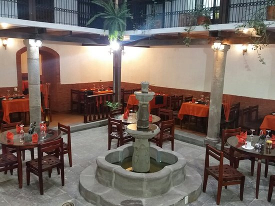 Restaurant Catedral Refugio