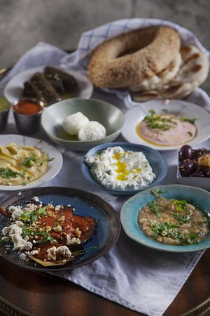 Aesop's Bangkok: Homemade Greek Dips and Bread