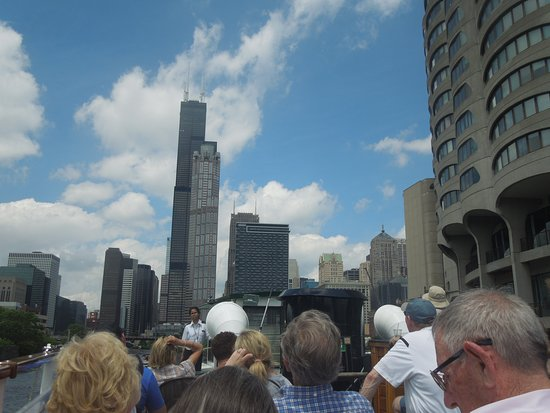 Chicago's First Lady Cruises : First Lady Cruise