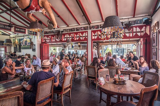 Hog Wild with Chef Bruno: The place for FUN DINING with friends and family
