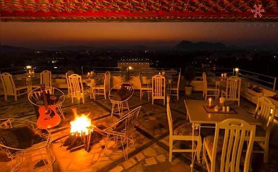 The hostel Cafe