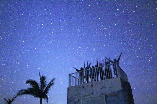 Iriomote-jima, Japan: 星空ナイトツアー