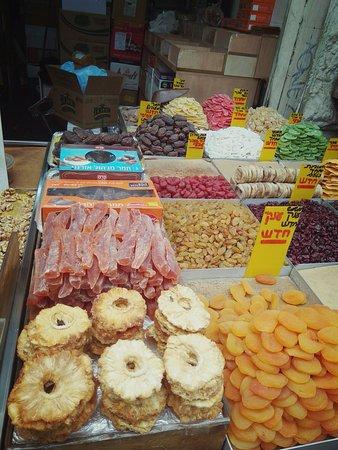 Mahane Yehuda Market ภาพถ่าย