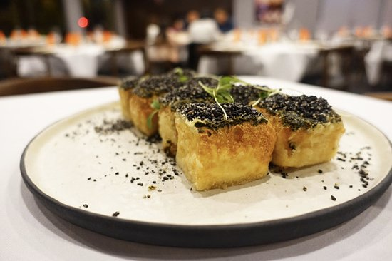 Holy Duck!: Tofu