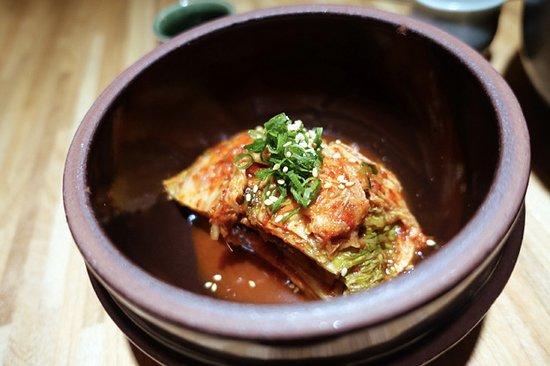 Abbotsford, Australia: Kimchi