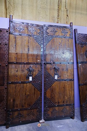 Chinese House: Chinese Antique Doors