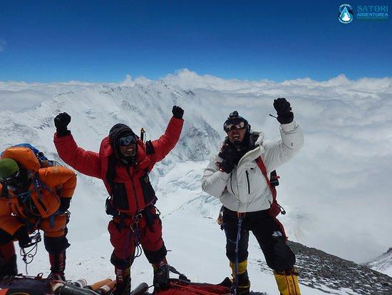 Satori Adventures: on the top of the world