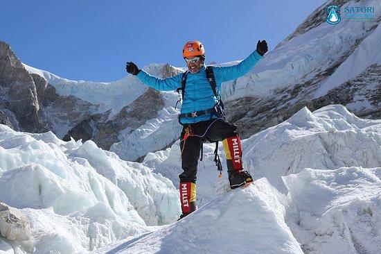Satori Adventures: Everest Summit Climbing