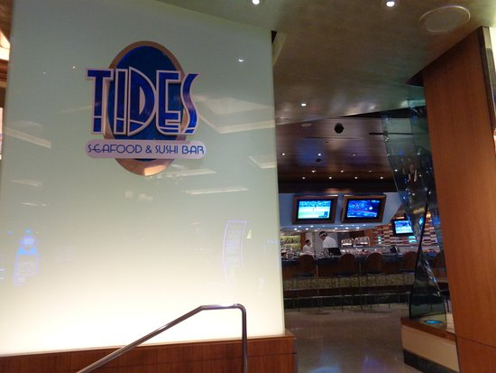 Tides Seafood and Sushi Restaurant