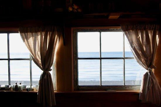 Between Beaches Alaska Cabins ภาพถ่าย