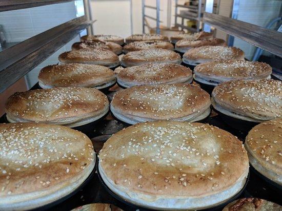 Blacksmiths, Australia: The Baker's Den Bakery Cafe